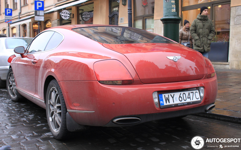 Bentley Continental Gt Speed 1 January 2020 Autogespot
