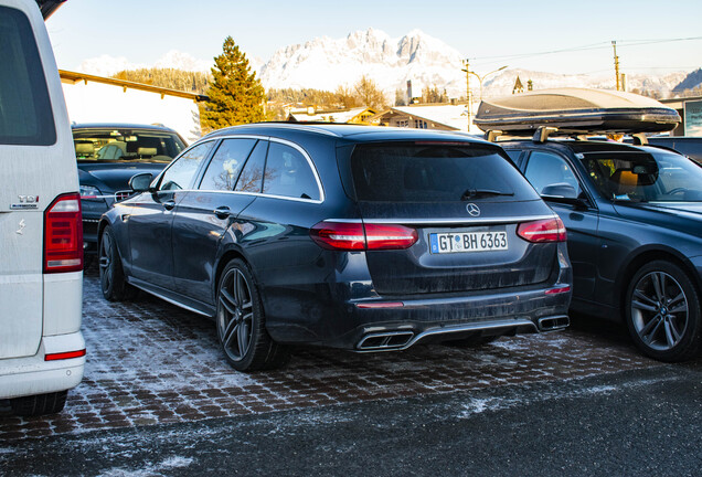 Mercedes-AMG E 63 S Estate S213