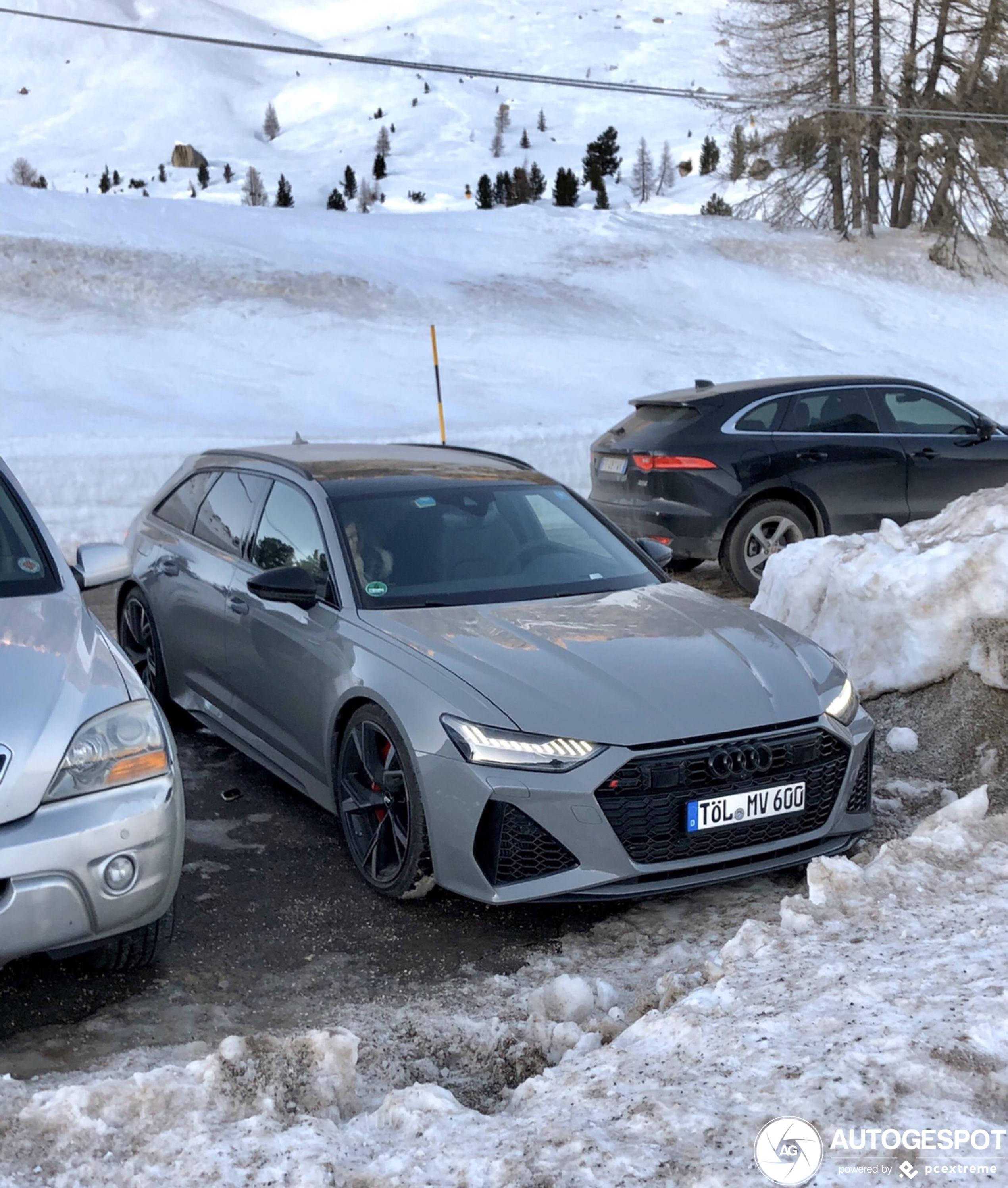 Zijn jullie al Audi RS6 Avant C8 moe?