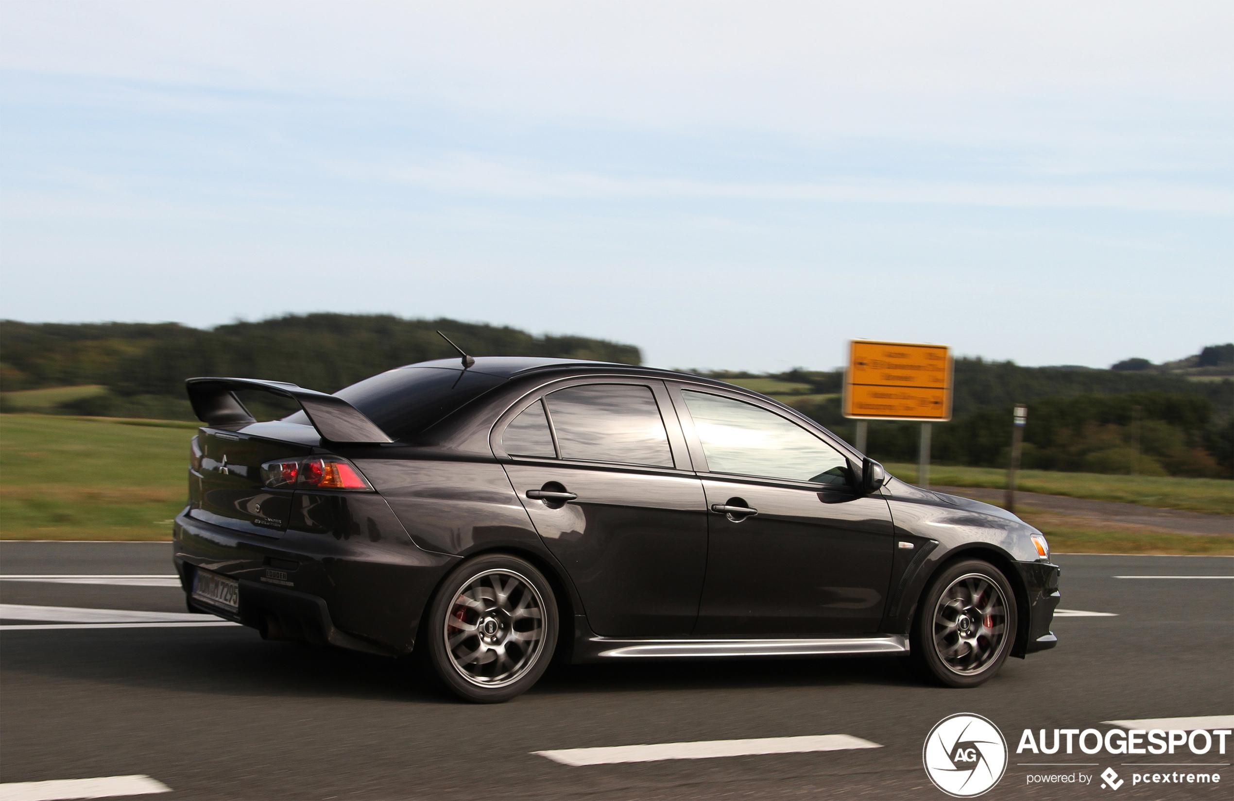 mitsubishi lancer evolution x  3 january 2020  autogespot
