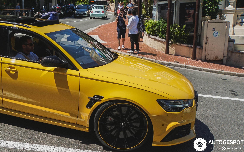 Audi ABT RS6 Avant C7 2015 - 3 January 2020 - Autogespot