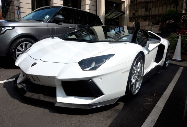Lamborghini Aventador LP700-4 Roadster Projex Design