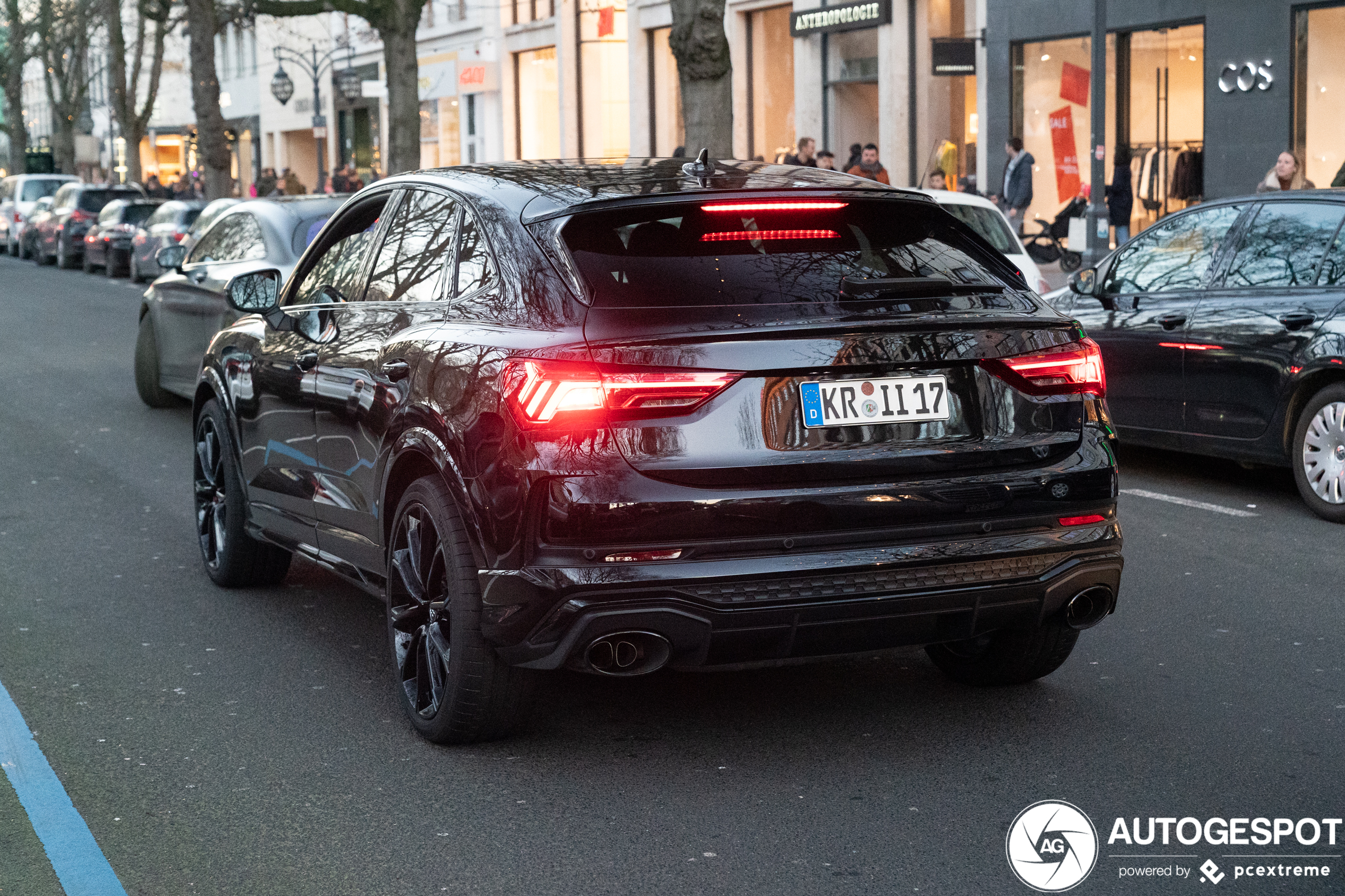 Audi Rs Q3 Sportback 2020 5 January 2020 Autogespot