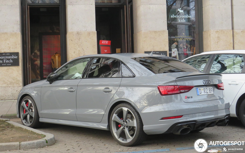 Kelebihan Audi Rs3 Sedan Review