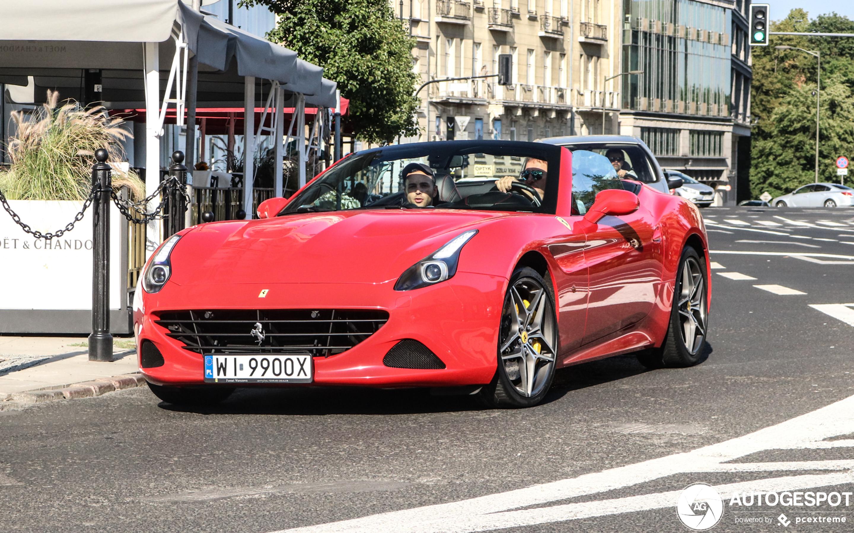 Ferrari California T - 7 January 2020 - Autogespot