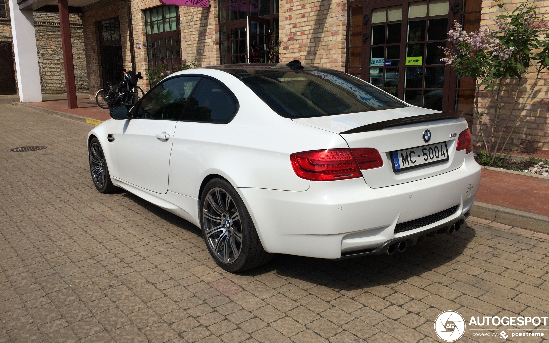 BMW M3 E92 Coupé - 8 January 2020 - Autogespot