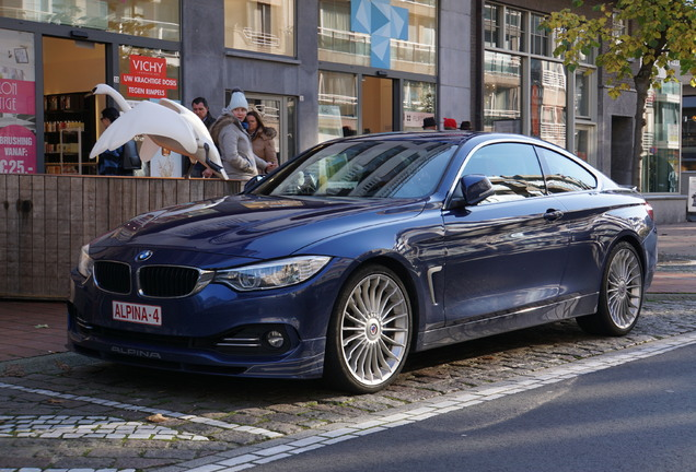 Alpina D4 Bi-Turbo Coupé