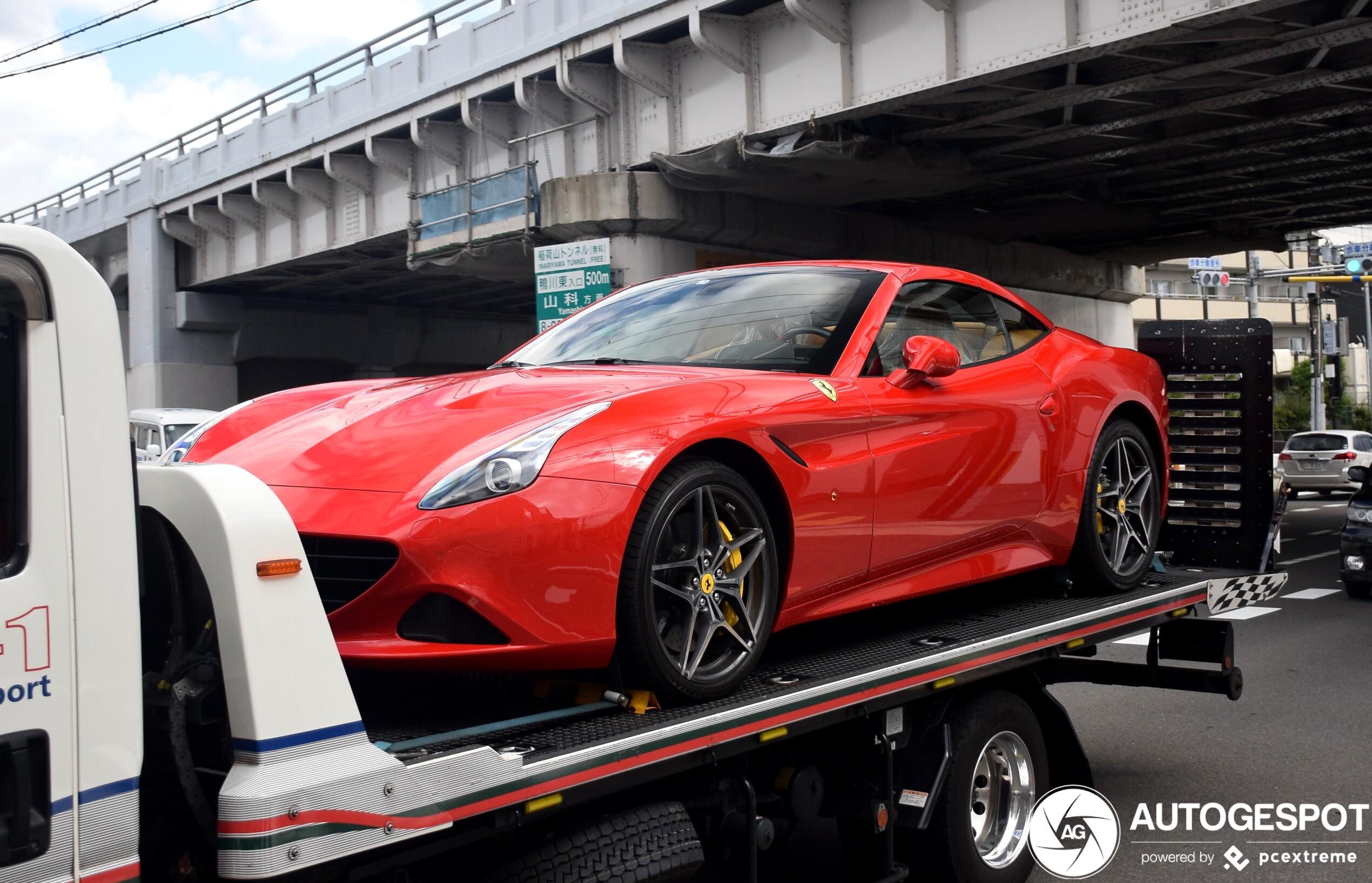 Ferrari California T - 10 January 2020 - Autogespot