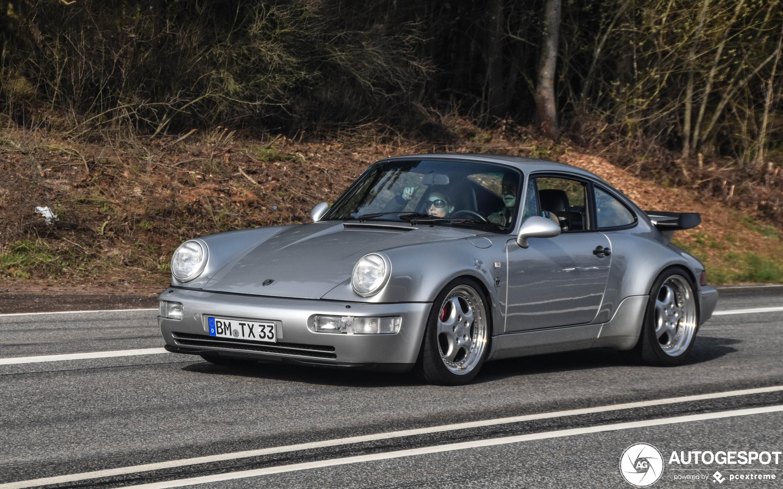 Porsche 964 Turbo S 3.3