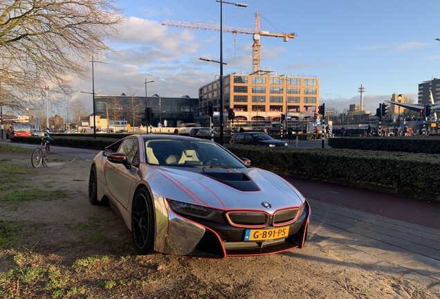 BMW i8 Bodykit Performance
