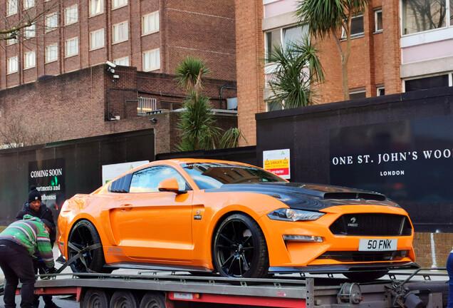 Ford Mustang GT 2018 CS800 Sutton