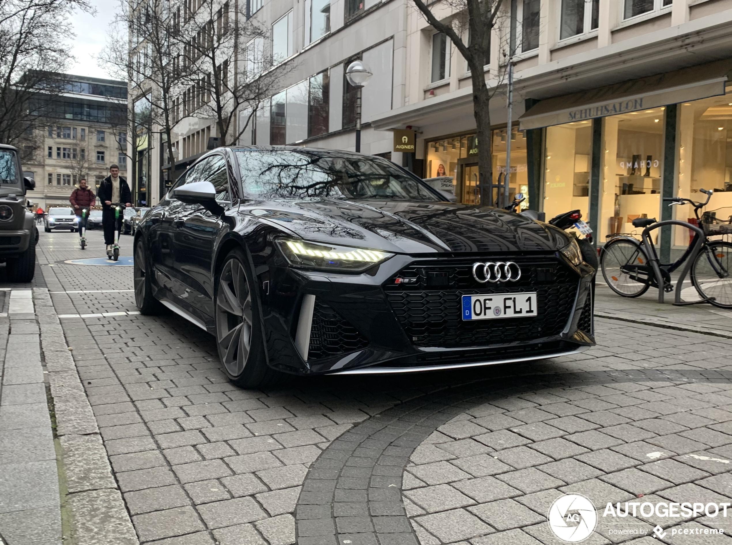 Audi Rs7 Sportback C8 11 Enero 2020 Autogespot