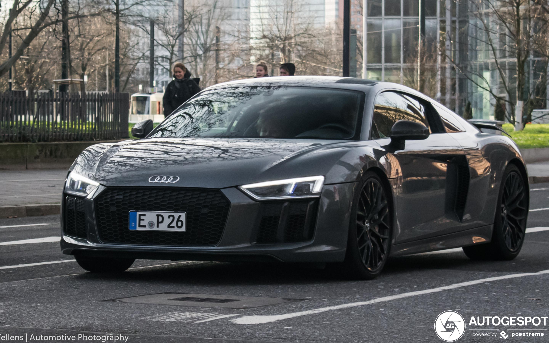 Audi R8 V10 Plus 2015 11 January 2020 Autogespot