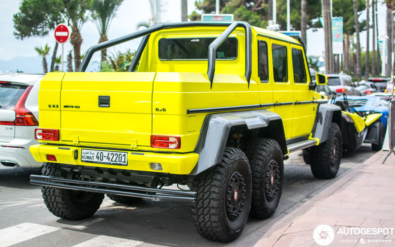 Mercedes Benz G 63 Amg 6x6 11 January 2020 Autogespot