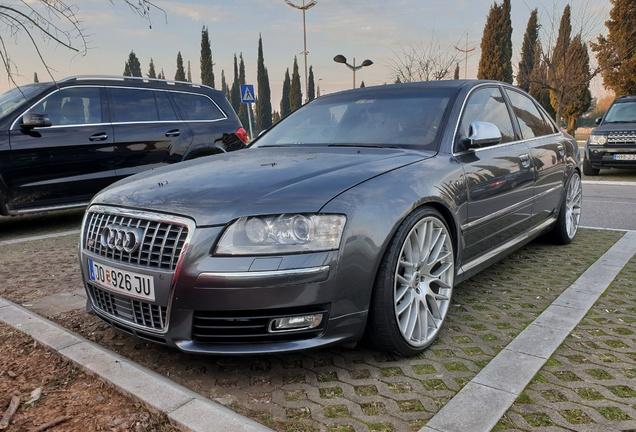 Audi MTM S8 D3