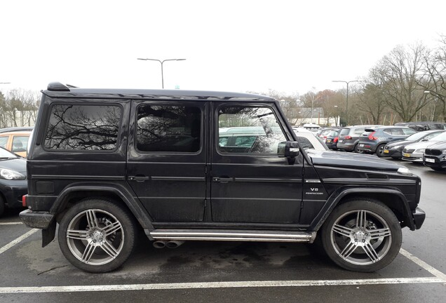 Mercedes-Benz G 55 AMG Kompressor 2005