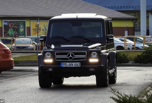 Mercedes-Benz G 55 AMG Kompressor 2010