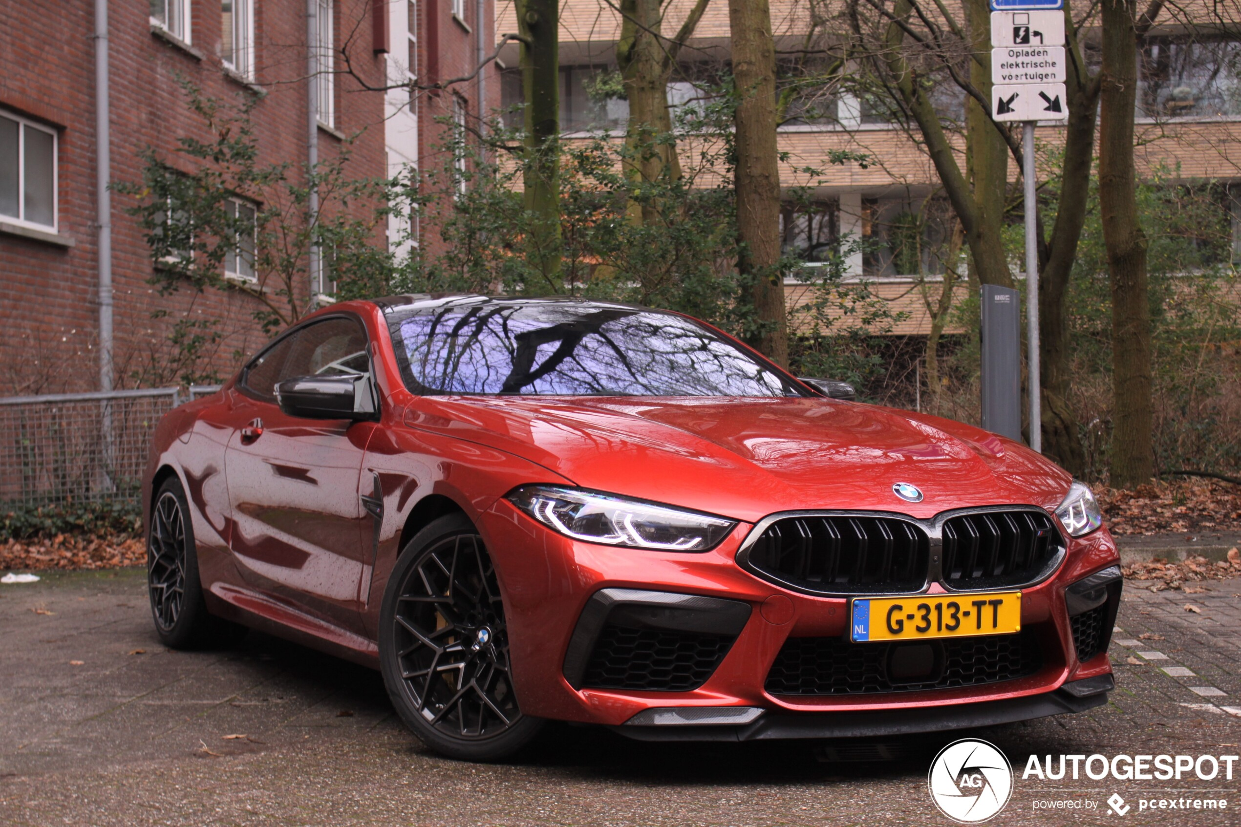 BMW M8 Coupé Competition is een dikke rammer