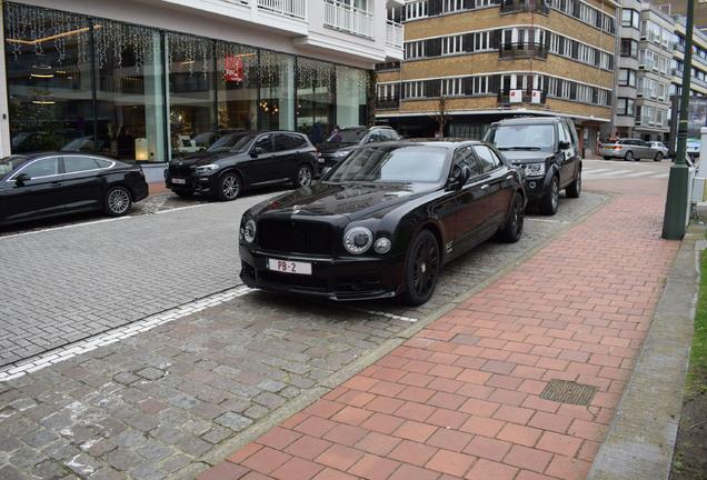 Bentley Mulsanne Speed 2016 Startech