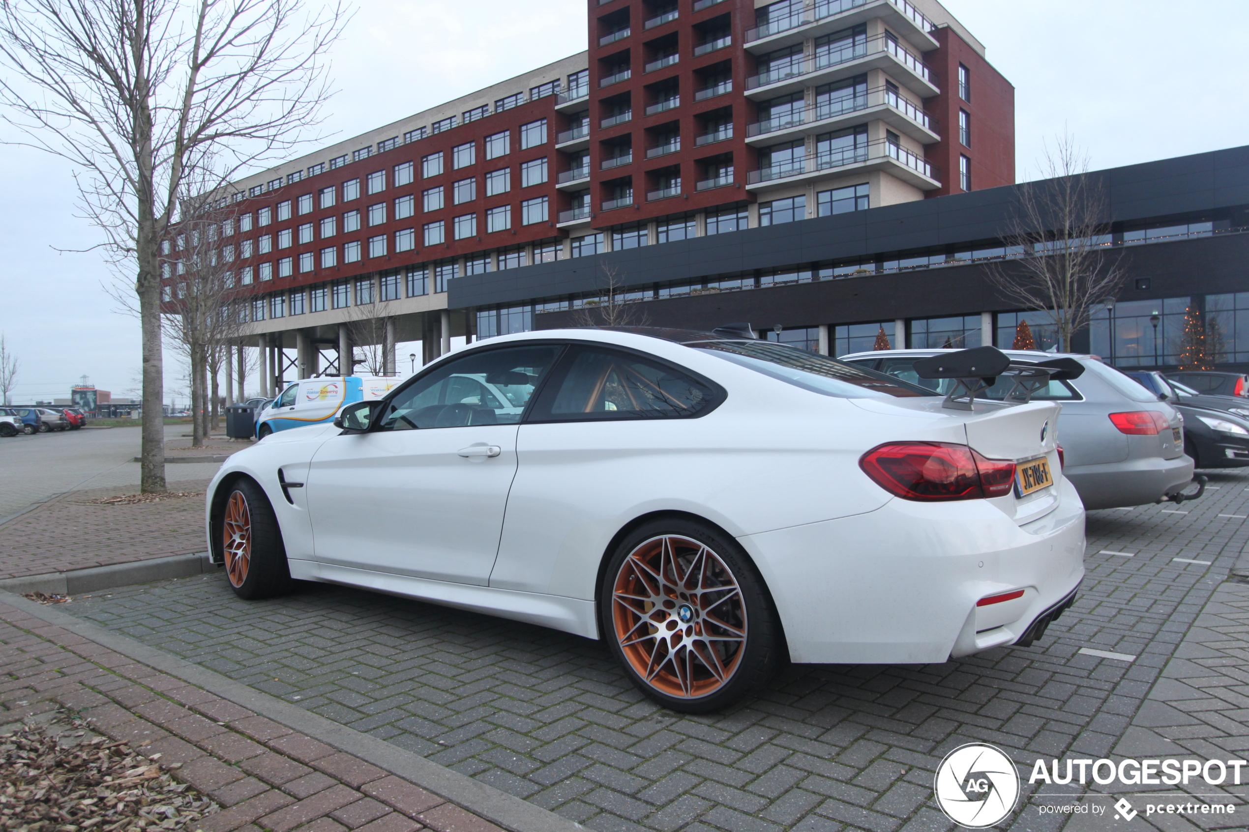 2020 BMW M4 Gts Wallpaper