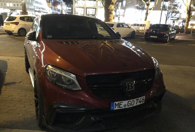 Mercedes-Benz Brabus GLE 850 6.0 biturbo