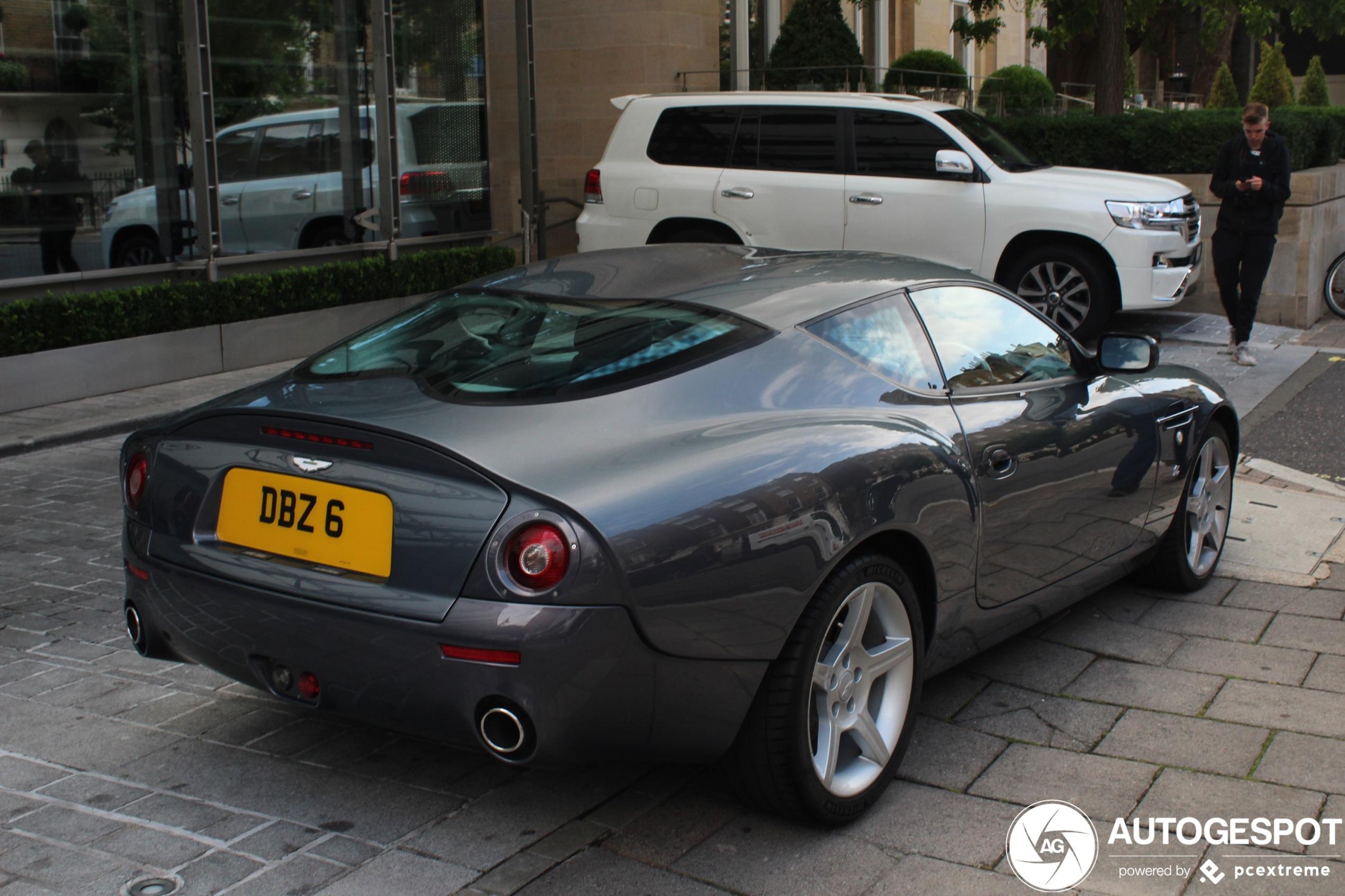 Aston Martin Db7 Zagato 14 January 2020 Autogespot
