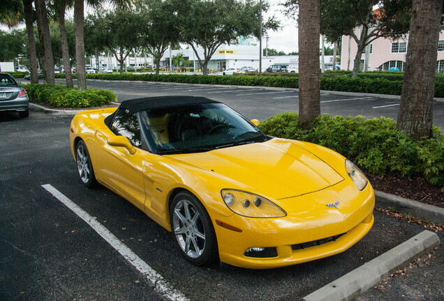 Chevrolet Corvette C6 Z51 Convertible