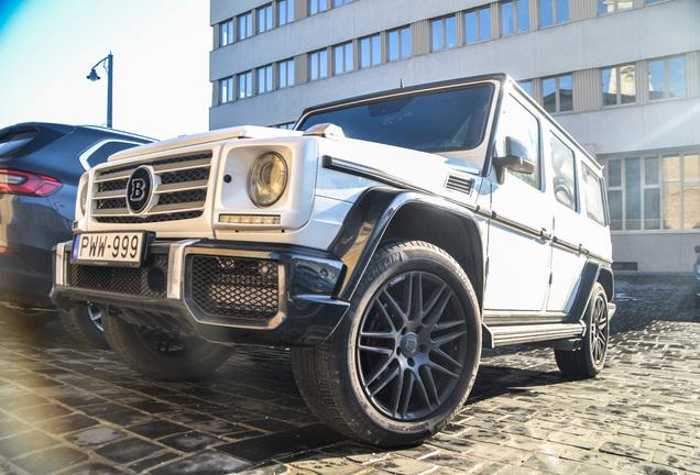 Mercedes-Benz Brabus G K8