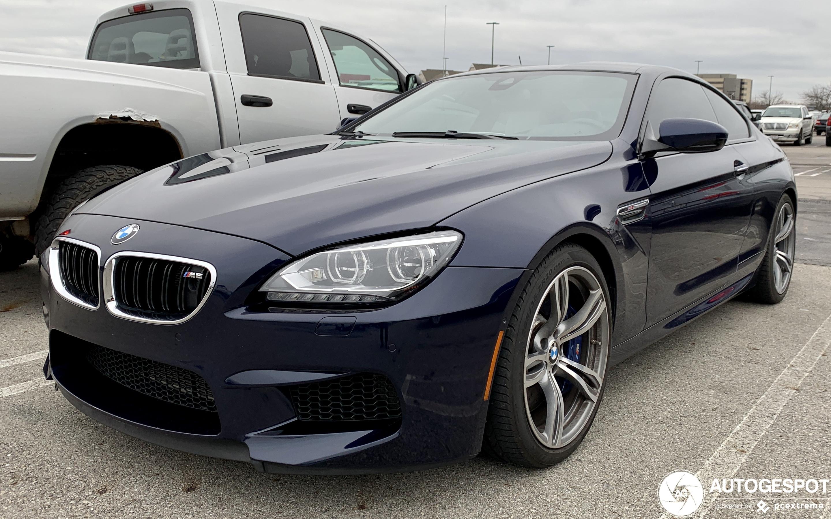 BMW M6 F13