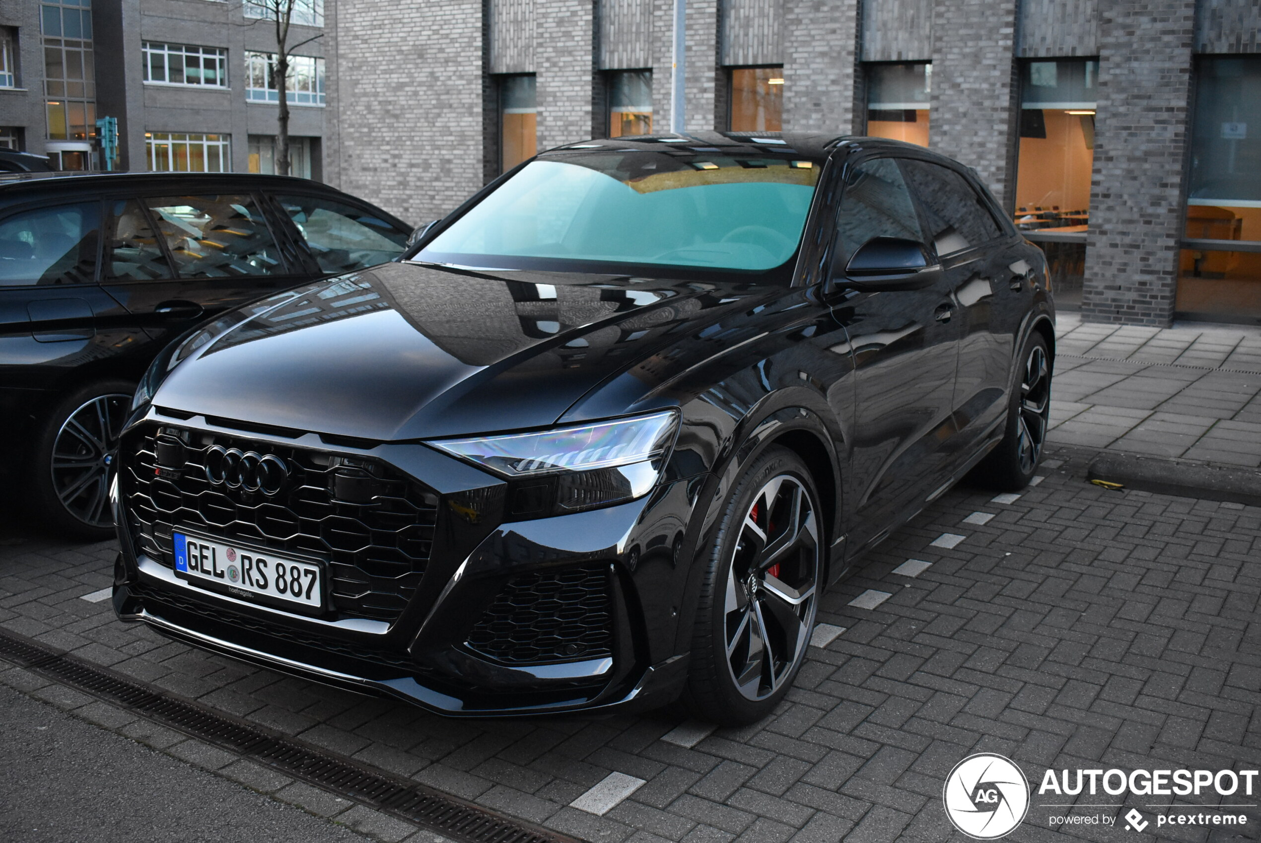 Audi RS Q8 - 16 January 2020 - Autogespot