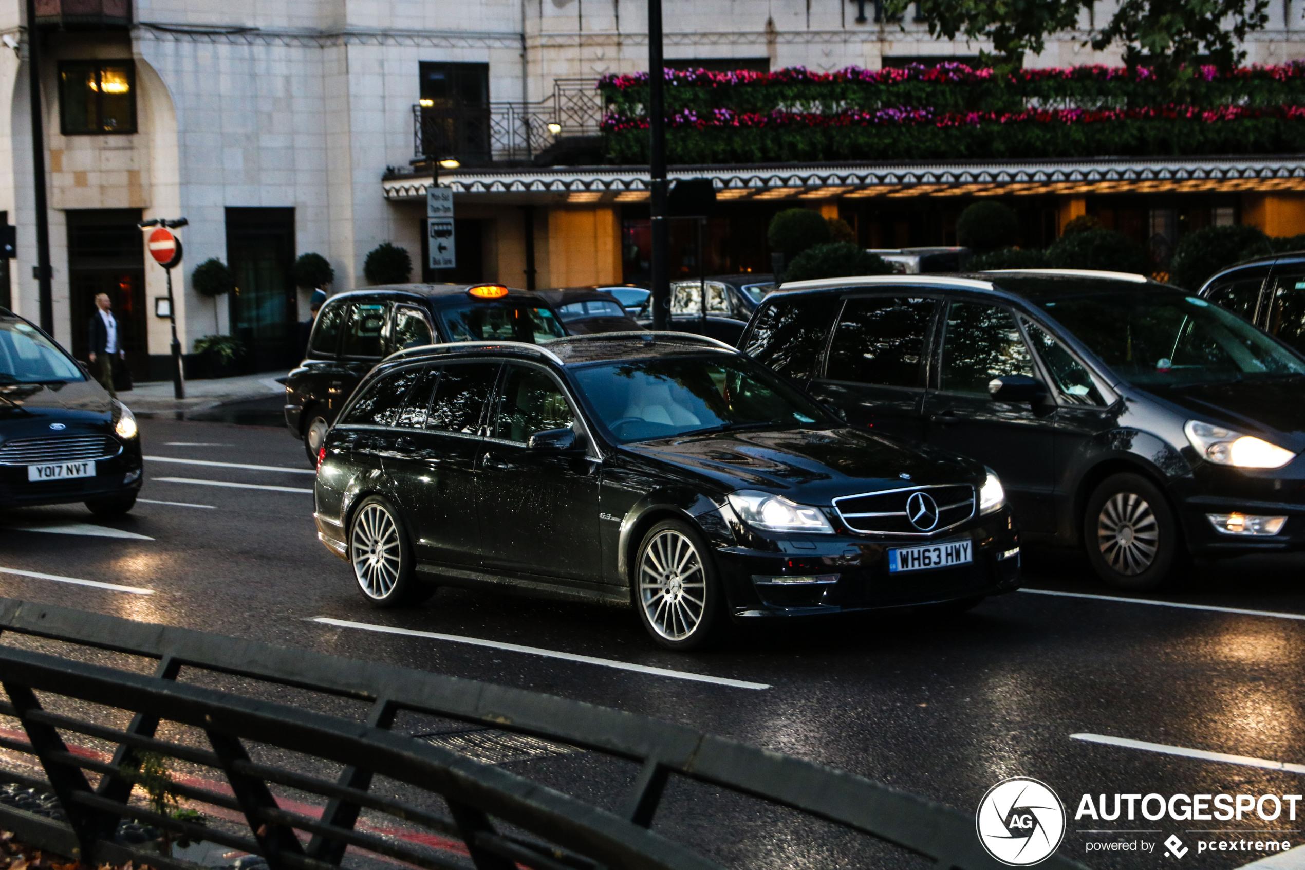 Mercedes Benz C 63 Amg Estate 2012 16 January 2020