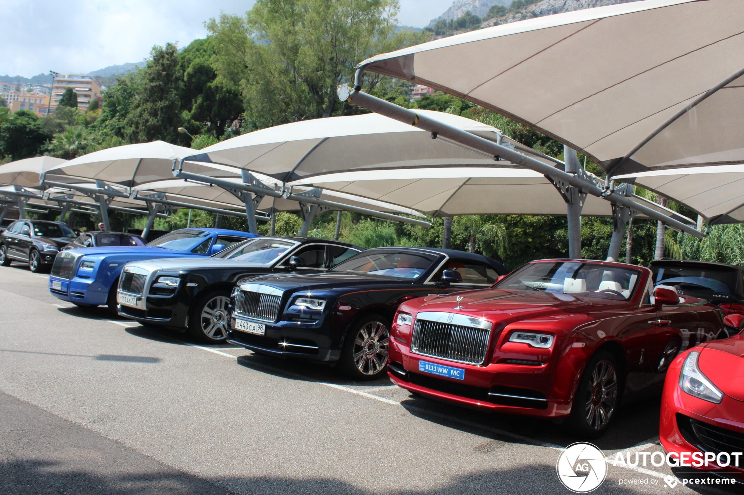 Met welke Rolls-Royce zou jij naar huis gaan?