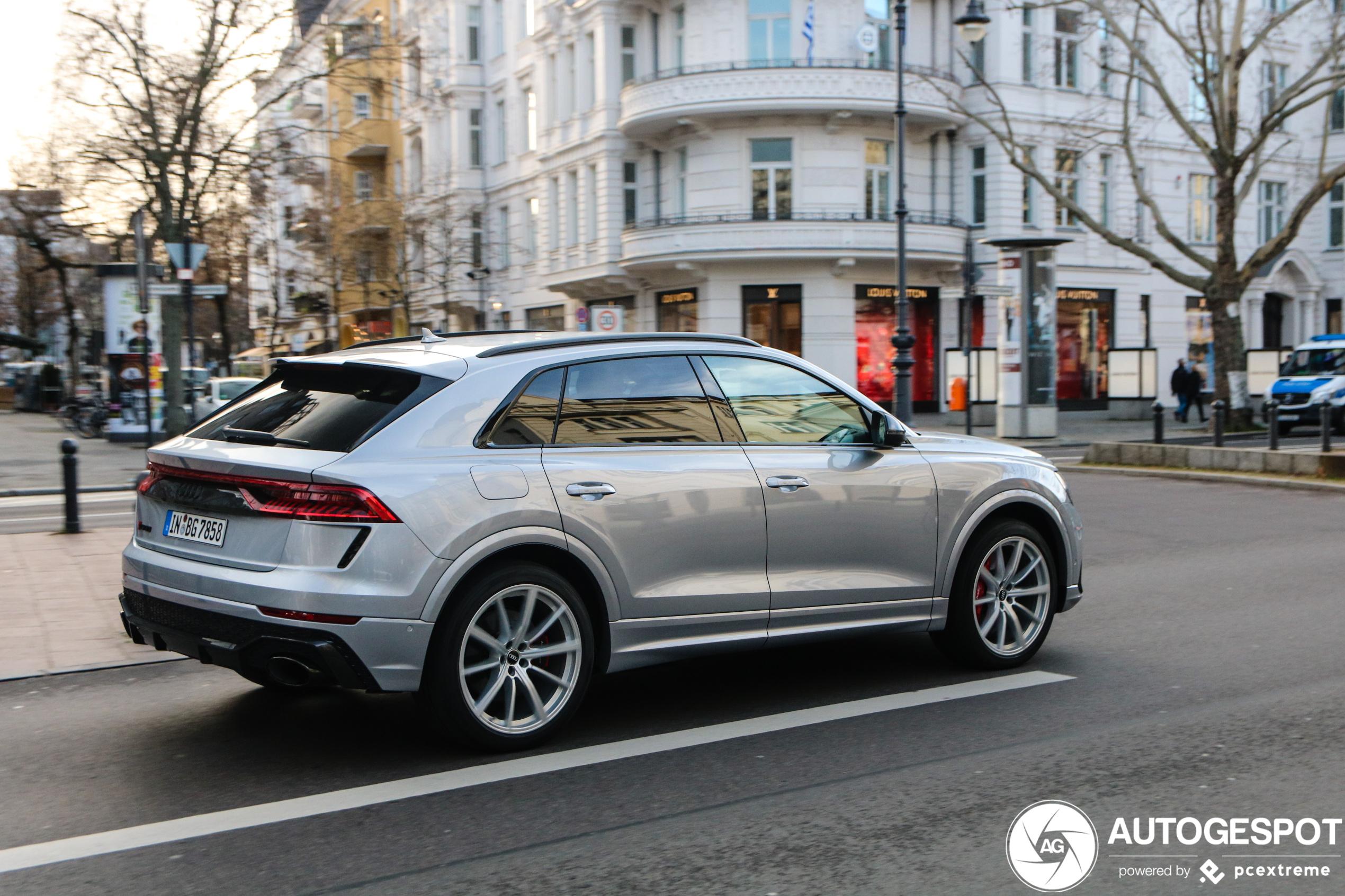 Audi's RS modellen zijn immens populair
