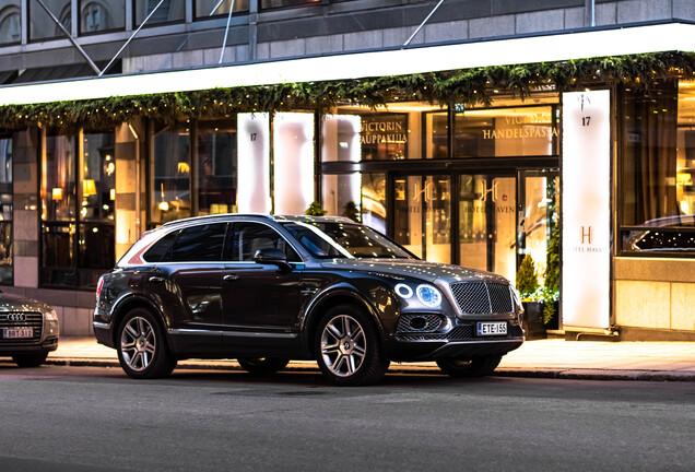 BentleyBentayga Hybrid