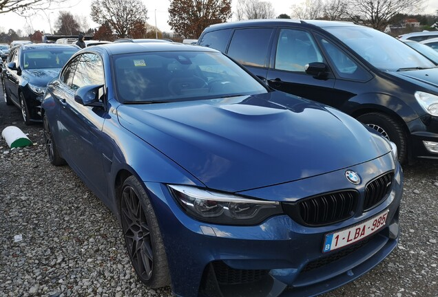 BMW M4 F82 Coupé 2017 Avus Limited Edition