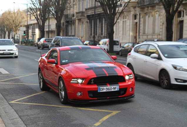 Ford Mustang Shelby GT500 20th Anniversary