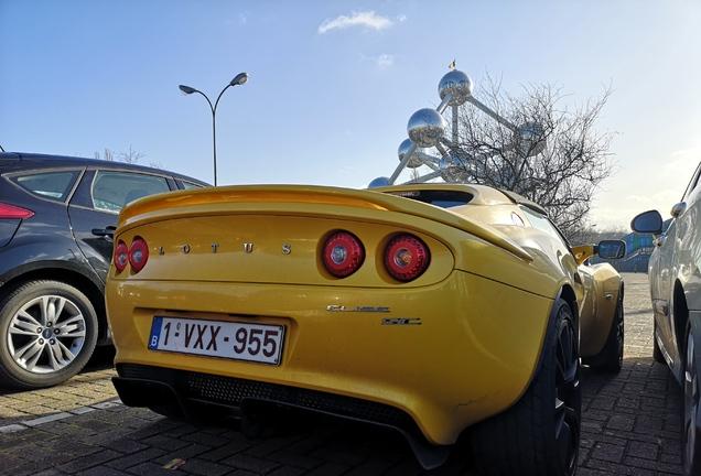 Lotus Elise S3 SC