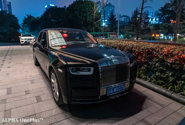 Rolls-RoycePhantom VIII