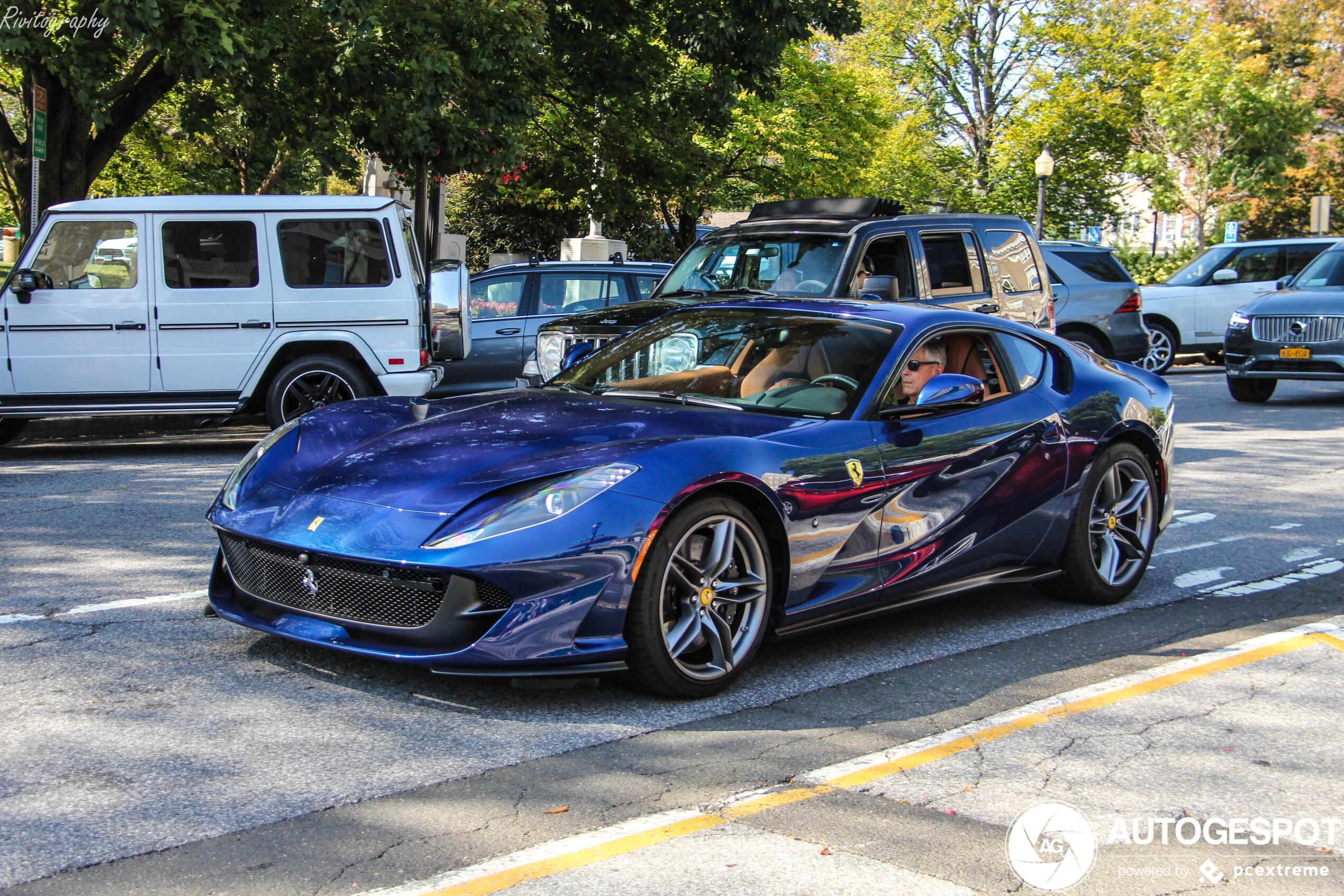 Ferrari 812 Superfast 20 January 2020 Autogespot