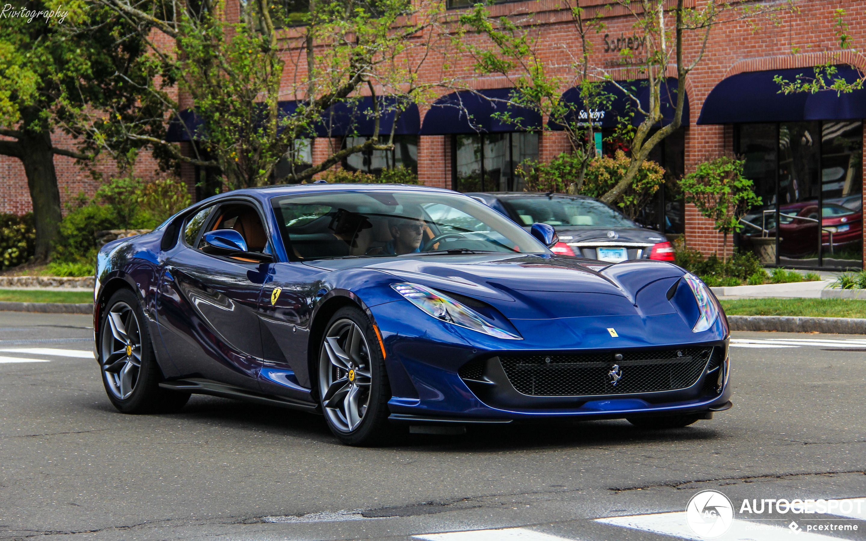 ferrari 812 superfast - 20 january 2020