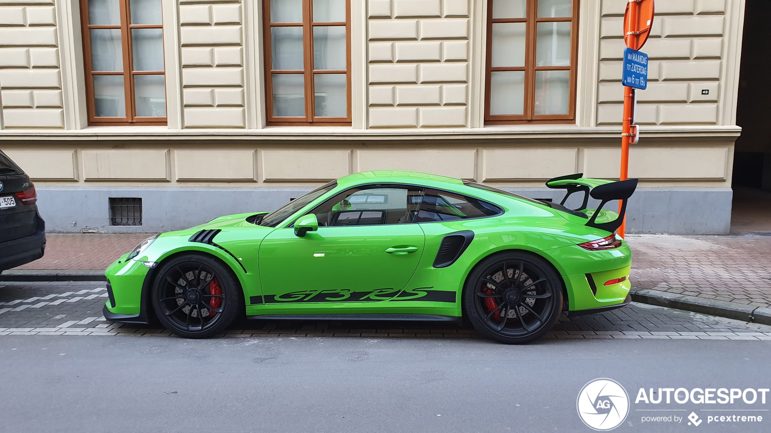 Porsche 991 Gt3 Rs Mkii 20 January 2020 Autogespot