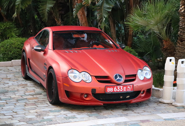 Mercedes-Benz FAB Design SL 55 AMG Wide Body