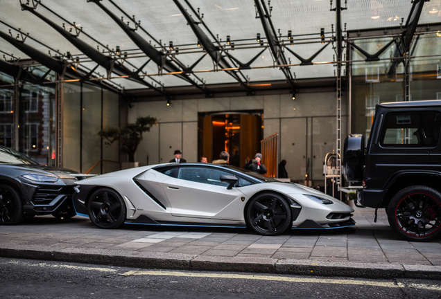 LamborghiniCentenario LP770-4