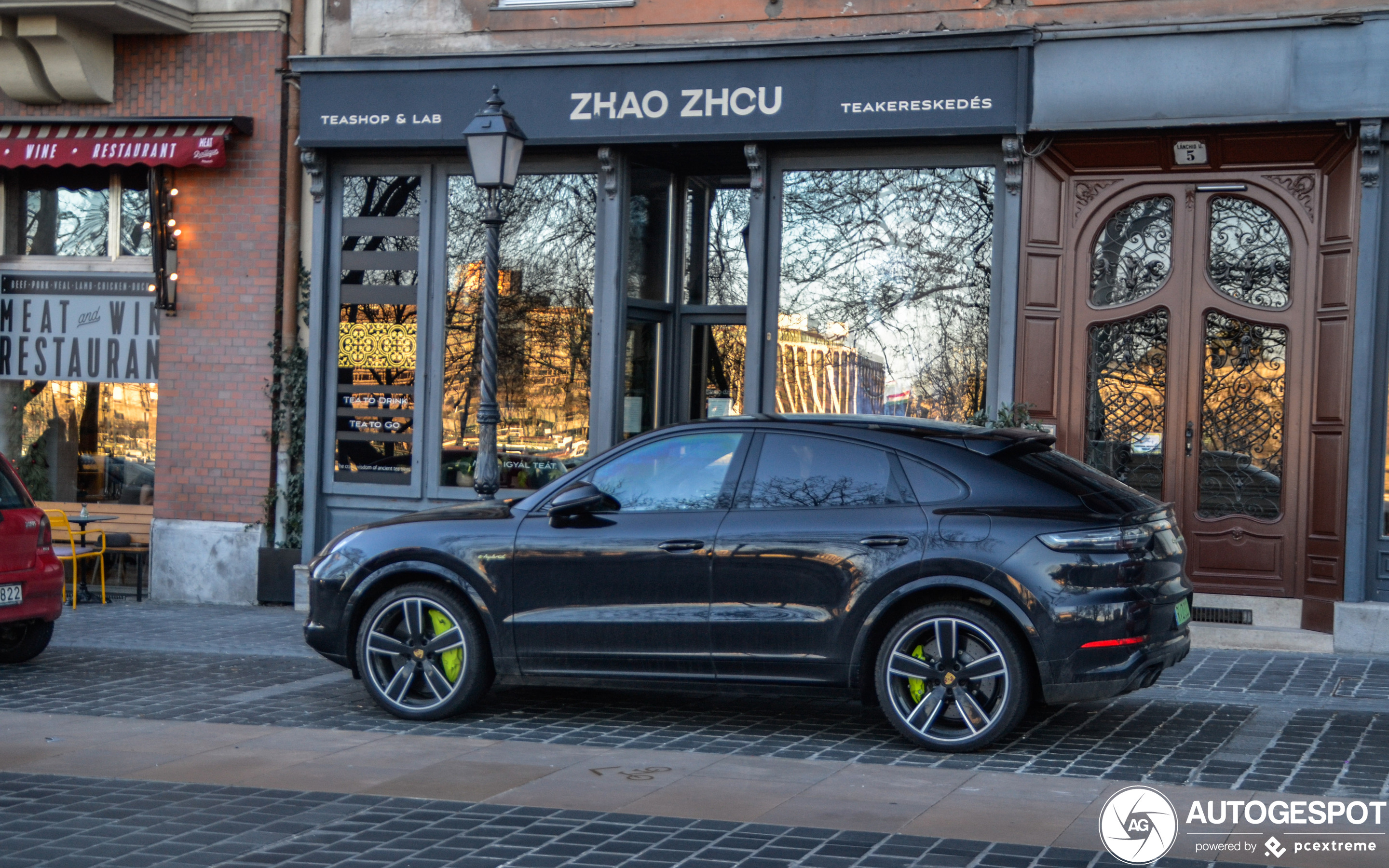 Porsche Cayenne Coupe Turbo S E Hybrid 22 January 2020 Autogespot