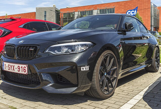 BMW M2 Coupé F87 2018 Edition Black Shadow