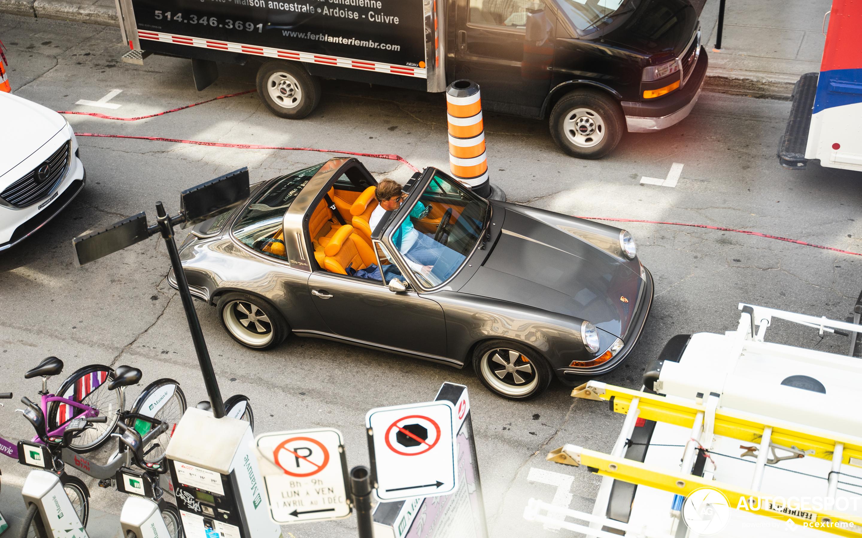 Porsche 911 Singer 4.0 Targa
