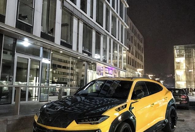 Lamborghini Urus Keyvany Keyrus