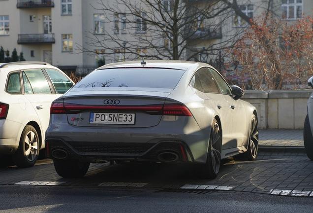AudiRS7 Sportback C8