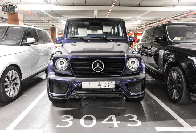 Mercedes-Benz Ares G 63 AMG
