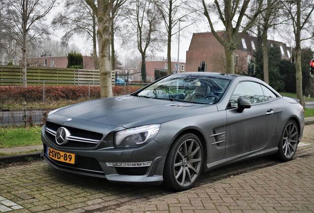 Mercedes-Benz SL 65 AMG R231 45th Anniversary Edition
